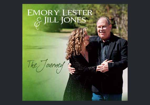 The debut album of EMORY LESTER & JILL JONES