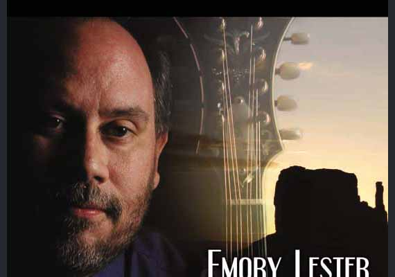 Emory Lester's unique mandolin style and sound are showcased like never before in this all-new instrumental collection